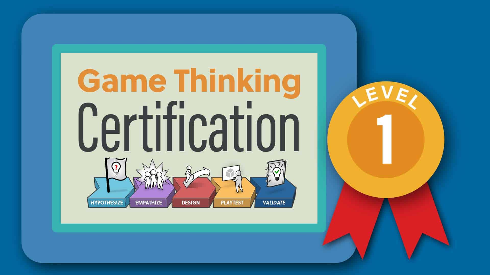 certification level 1 thumbnail